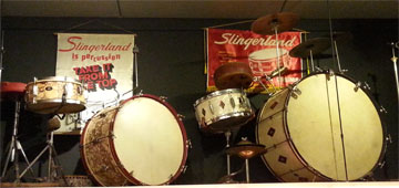 slingerland radio king full dress